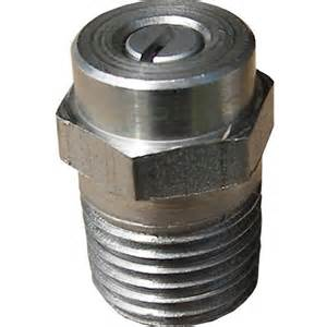Replacement Nozzles for rotary surface cleaner and water broom