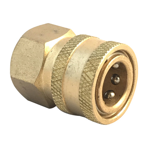 3/8 inch Female Quick Connector 1/4 inch female Thread for Pressure Washer Nozzles and Accessories