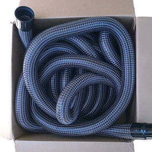 "2"" wide, 50 foot long wire reinforced hose for Gutter Cleaning Vacuum System - Add-on Upgrade"