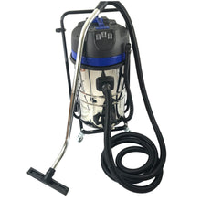 Load image into Gallery viewer, 20ft (2 Story) Gutter Vacuum Cleaning System with 20 Gal 3600 Watt 3 x motor vac (bundle discount)