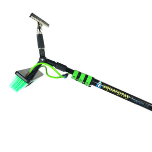 AquaSpray Superlite, 24 Foot Reach w/ Brush & Squeegee adapter