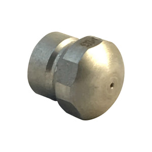 "Drain and Sewer cleaning Jetting Nozzle for up to 3000psi pressure washers 1/8"" NPT thread - 045 Jet Size"