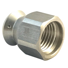 "Load image into Gallery viewer, Drain Sewer Cleaning Nozzle for Jetting - 1/4"" NPT female thread, 5500 psi, 045 jet size"