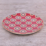 small, side plate, cake plate, cheese plate, exclusive, tye tye, singapore, fun design, oriental,