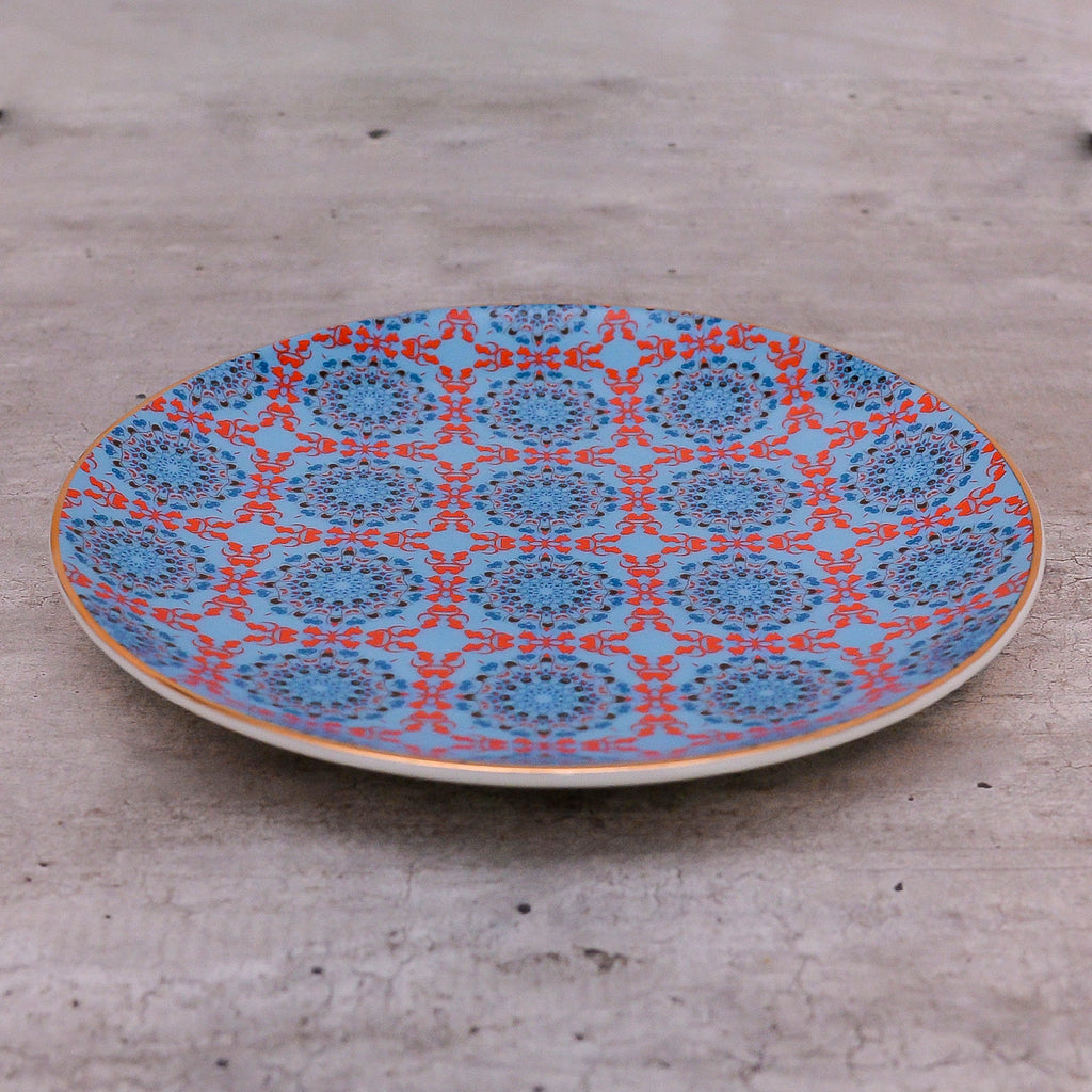 galaxy plates, salad plates,dessert, tea plates, unique design