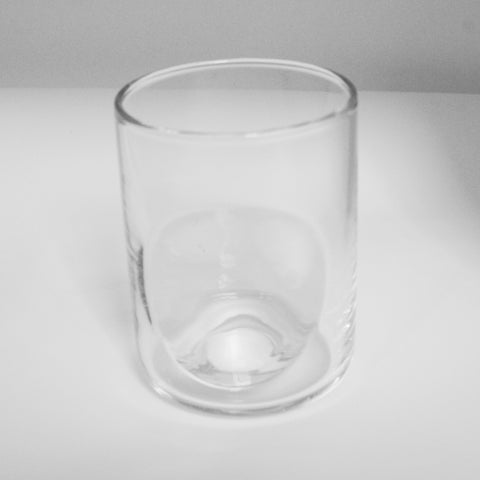 Clear Dot Glasses (Set of 6)
