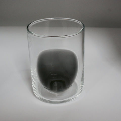 Black Dot Glasses (Set of 6)