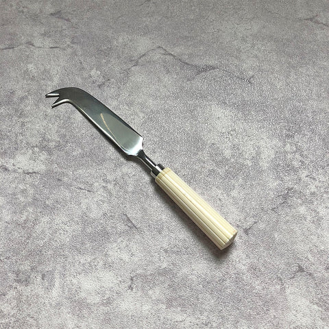 Natural White Bone  Cheese Knife