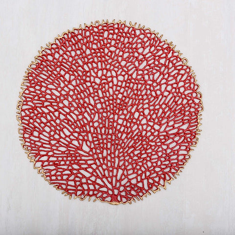 Round Vines Placemat
