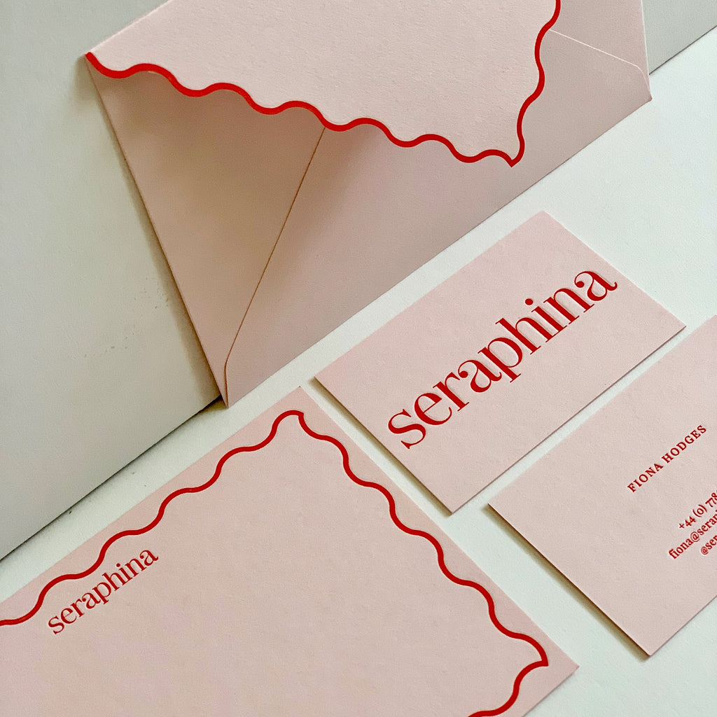 A Q&A With The Queen of Bespoke Stationery
