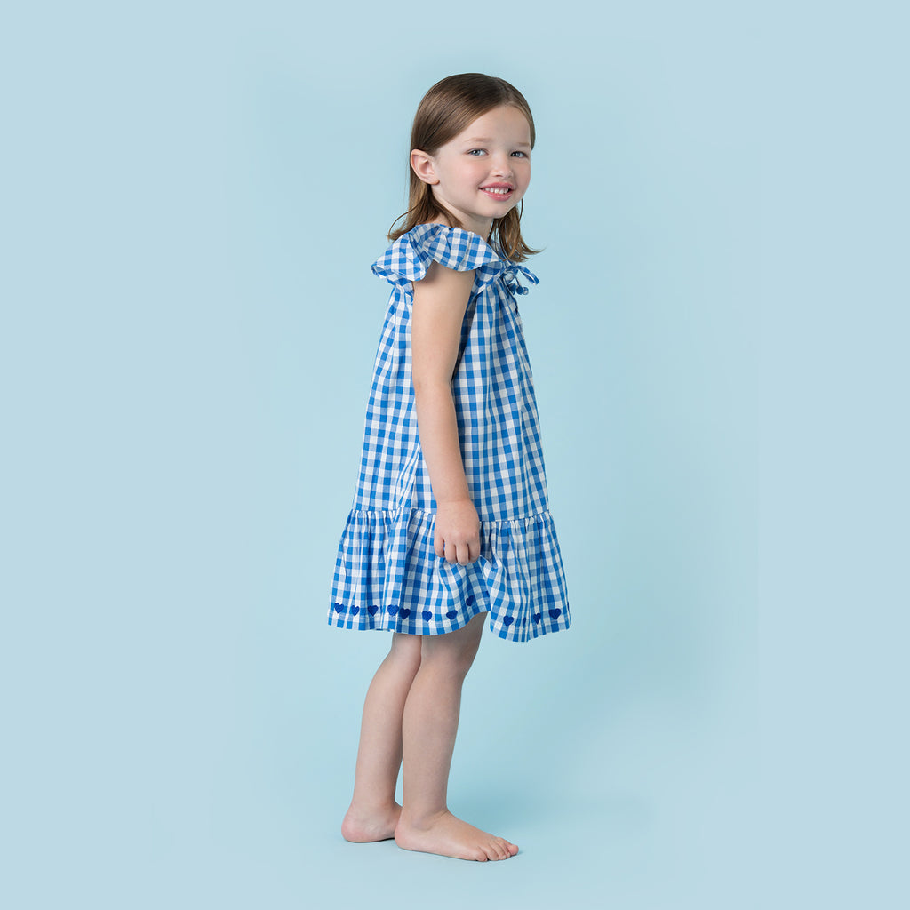 LITTLE FLUTTERBY DRESS