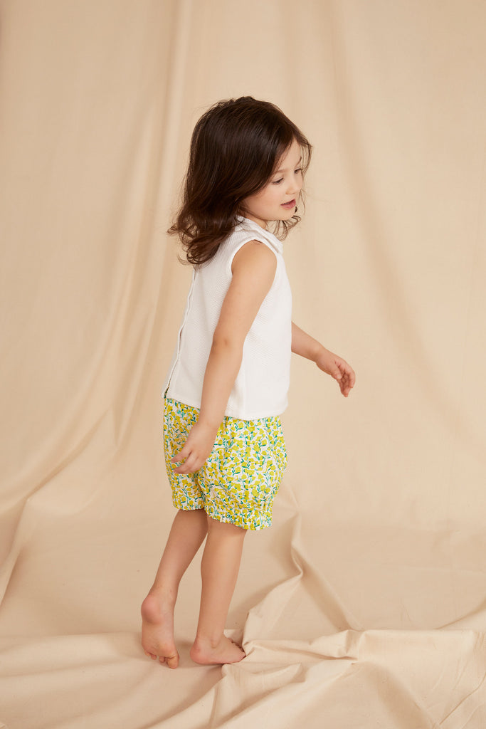 THE LITTLE BLOOMERS | Buttercup Yellow