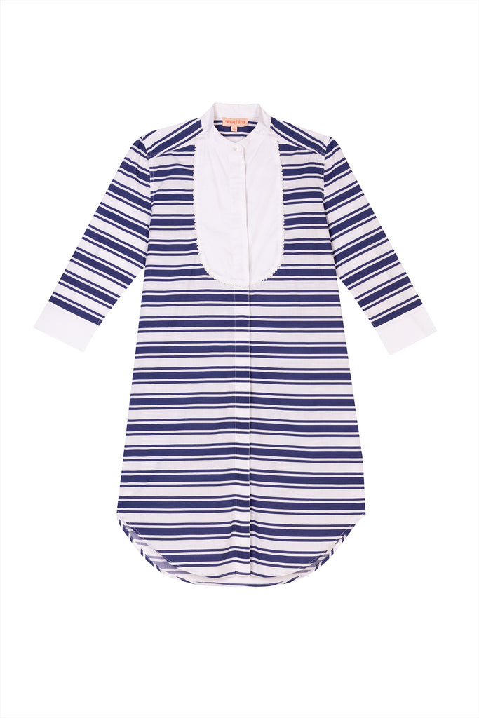shirtdressbluestripe