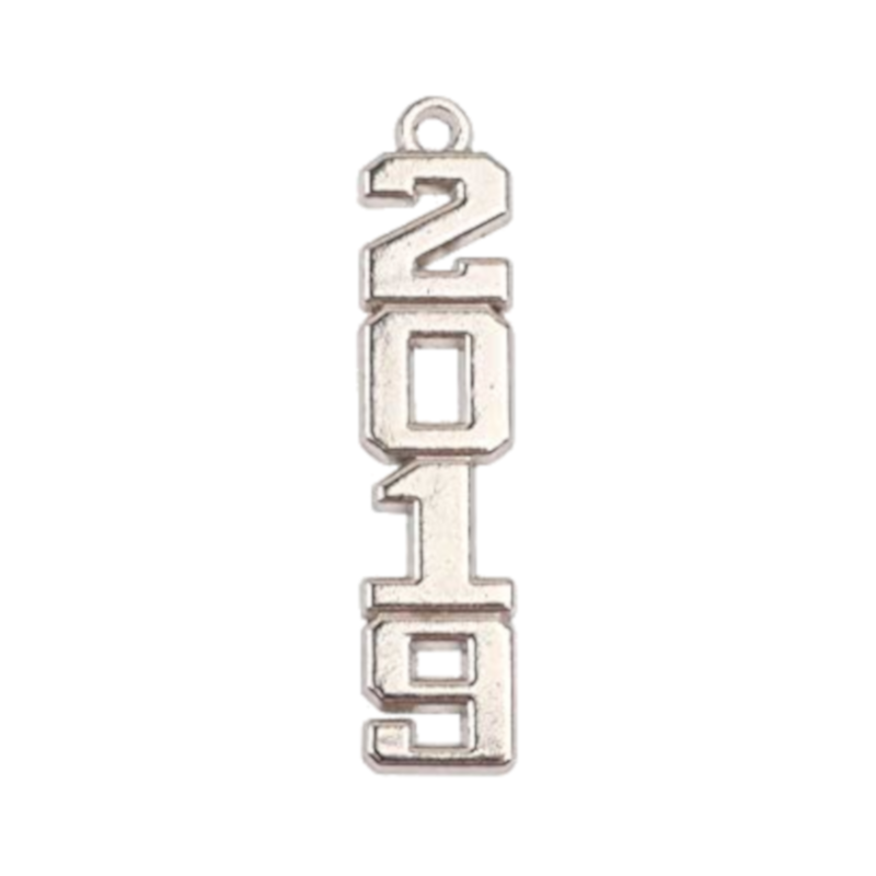 Year Charm for Graduation