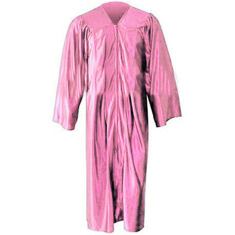 Kinder Shiny Pink Gown