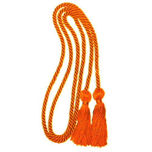 Bright Orange Honor Cord
