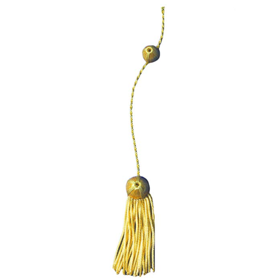 Gold Bullion Tassel for Doctoral Tam