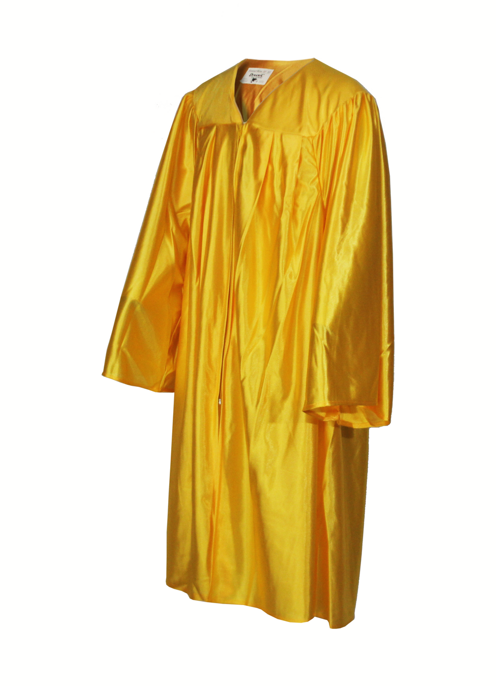 Shiny Gold Choir Gown