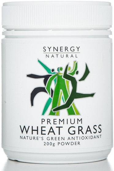Wheat Grass Premium 200g Powder