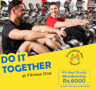 Fitness One | Best Gym Near You to Exercise and to Lose Weight