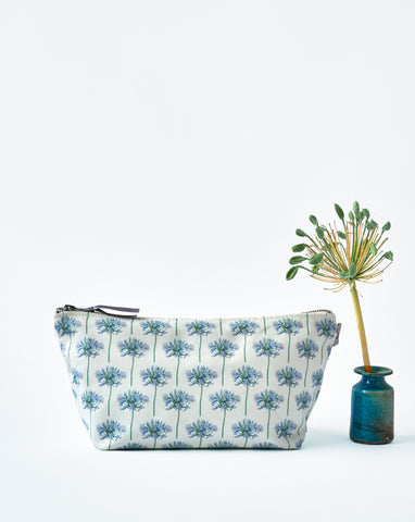 Agapanthus Wash Bag