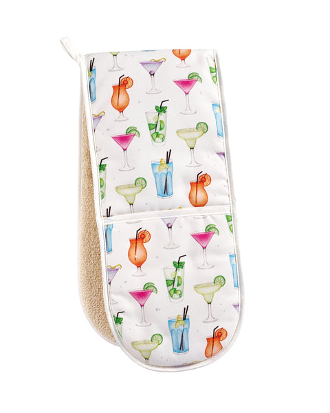 Cocktail  Oven Glove