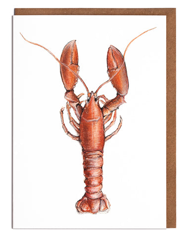 Lobster Card