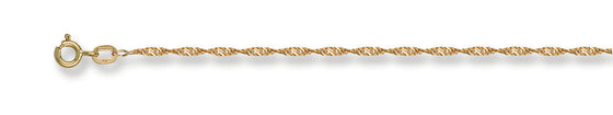 Yellow Gold Singapore Chain TGC-CN0096