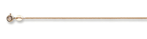 Yellow Gold Spiga Chain TGC-CN0520