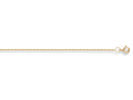 Yellow Gold Prince of Wales Chain TGC-CN0123A