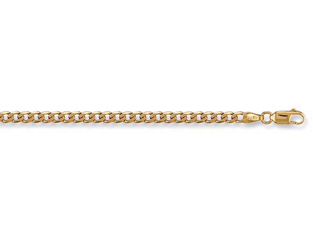 Yellow Gold Curb Chain TGC-CN0019-GB