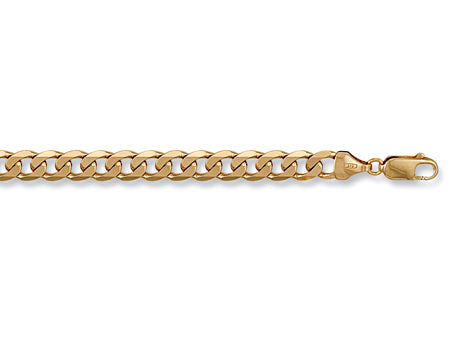 Yellow Gold Curb Chain TGC-CN0023-GB