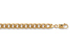 Yellow Gold Curb Chain TGC-CN0024-LB