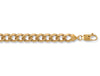 Yellow Gold Curb Chain TGC-CN0025