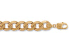 Yellow Gold Curb Chain TGC-CN0030-GB