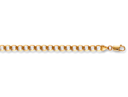 Yellow Gold Economy Curb Chain TGC-CN0043-GB