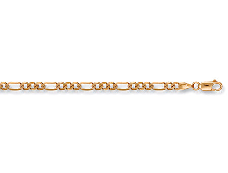Yellow Gold Figaro Chain TGC-CN0004-GB