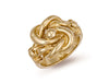 Yellow Gold Knot Ring TGC-R0102