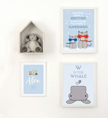 gift ideas abc animals