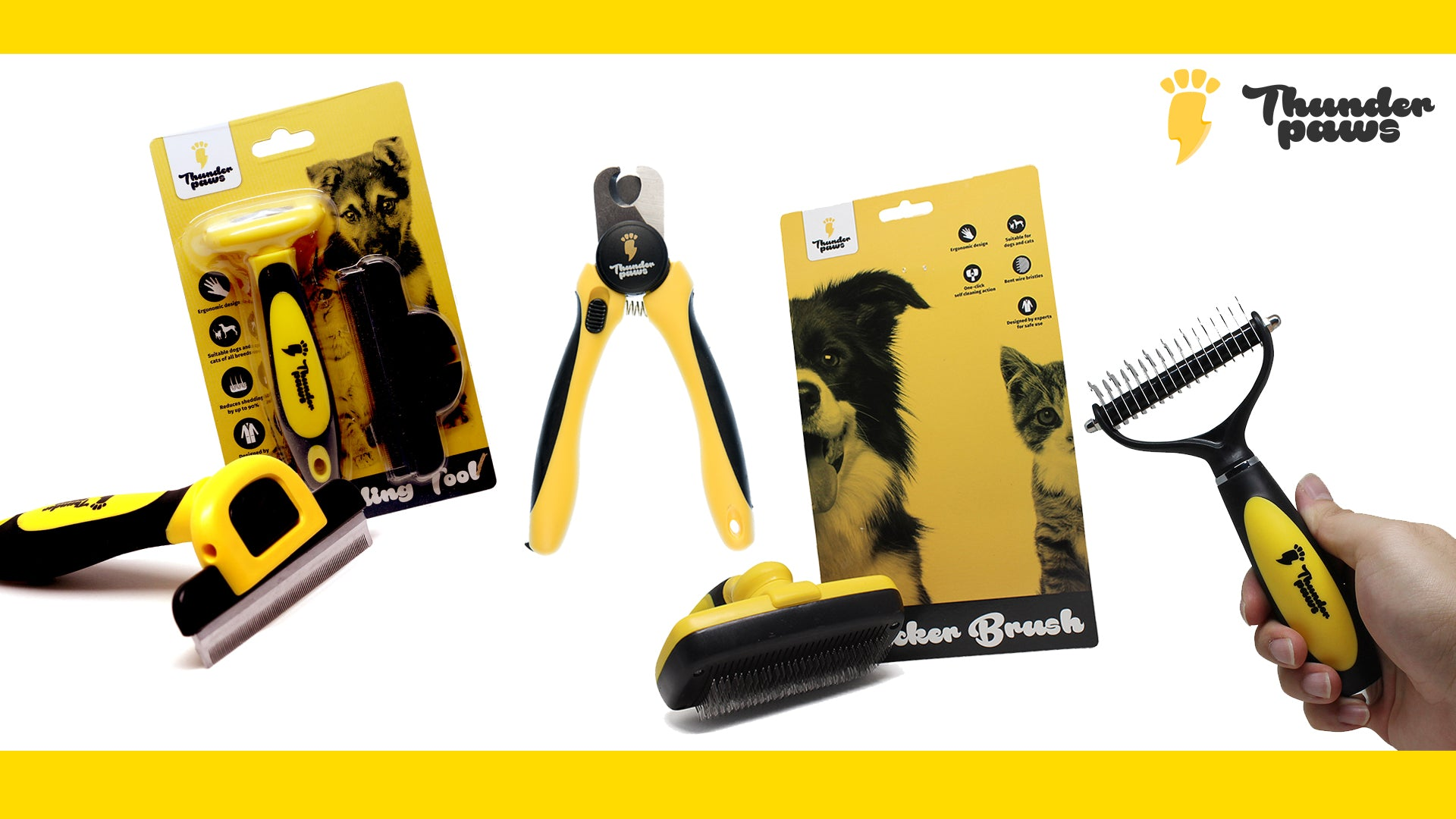 Thunderpaws Grooming Kit Contest!