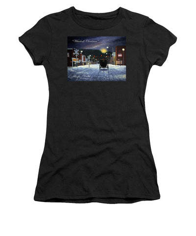 Whitehall Christmas - Women's T-Shirt (Athletic Fit)