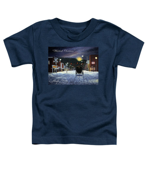 Whitehall Christmas - Toddler T-Shirt