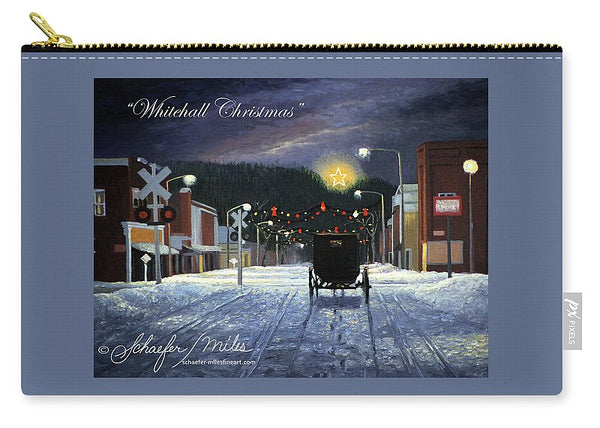 Whitehall Christmas - Carry-All Pouch