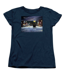 Whitehall Christmas - Women's T-Shirt (Standard Fit)
