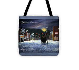 Whitehall Christmas - Tote Bag