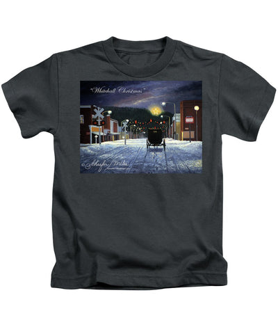 Whitehall Christmas - Kids T-Shirt