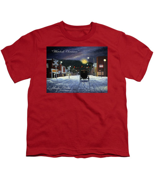 Whitehall Christmas - Youth T-Shirt