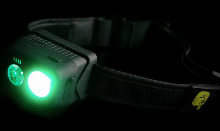 RIDGE MONKEY VRH300 USB RECHARGEABLE HEADTORCH NOW IN STOCK!