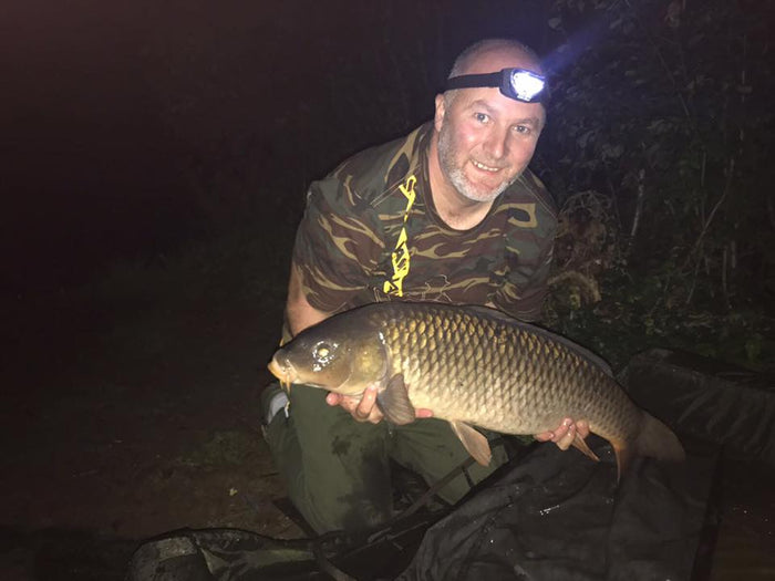 JL team score some lovely carp at Broom Lakes.
