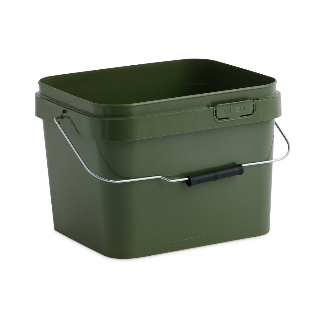 5L Square Bait Bucket - JL Fishing Tackle
